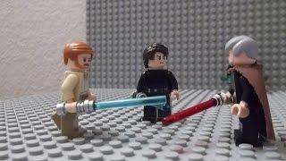 Lego StarWars Ep. III Anakin & Obi-Wan vs. Count Dooku