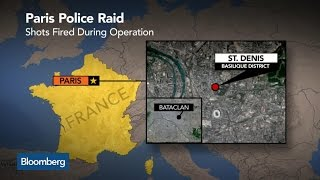 Two Dead in French Raid Related to the Paris Attacks