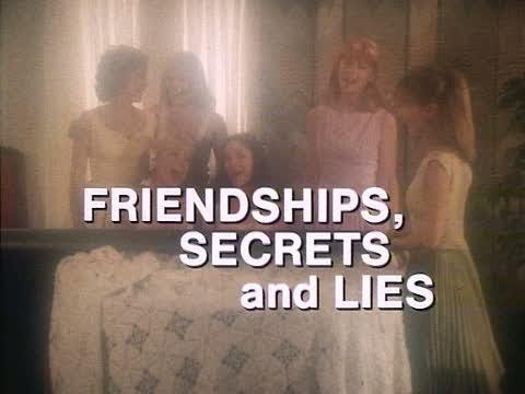 Friendships, Secrets and Lies (TV Movie) Feature Clip