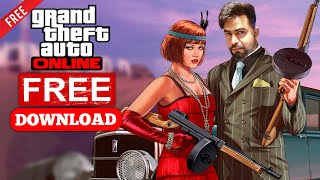 GTA 5 DOWNLOAD For FREE | Download GTA 5 from EPIC STORE