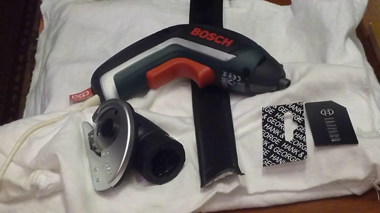 bosch diy: ixo v + cutter ножницы - youtube