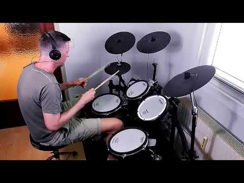 AC/DC - Whole Lotta Rosie - Drum Cover -...