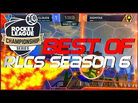 BEST OF ROCKET LEAGUE RLCS S6 WORLD CHAMPIONSHIP! (BEST GOALS, REDIRECTS, FLIP RESETS) thumbnail