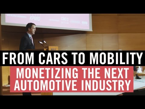 From Cars to Mobility: Monetizing the Next Automotive Industry