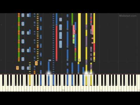 Village People - Ymca (Piano Tutorial) [Synthesia Cover]