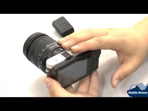 Обзор фотоаппарата Samsung NX300