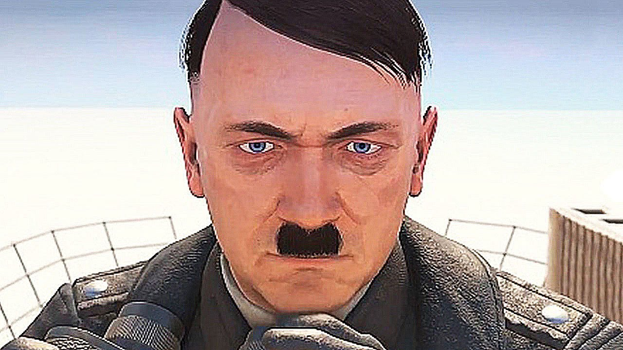 Citaten Hitler Xbox : Sniper elite gameplay trailer hitler mission youtube