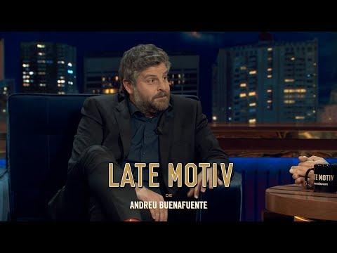 LATE MOTIV - Raúl Cimas, el dandy de Albacete | #LateMotiv341