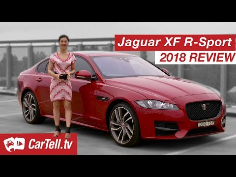 2018 Jaguar XF Review - Australia