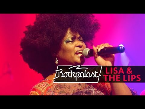Lisa & The Lips live | Rockpalast | 2014