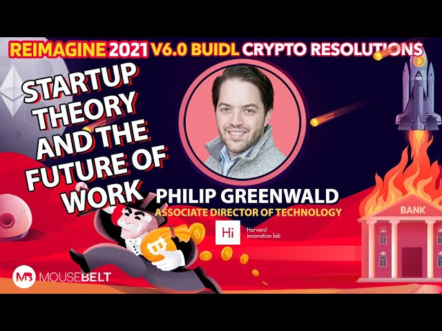 Philip Greenwald - Tap Sticker - Entrepreneur Education and Staying Connected