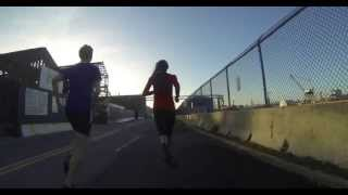 Red Hook Criterium 5K - Brooklyn Navy Yard course preview