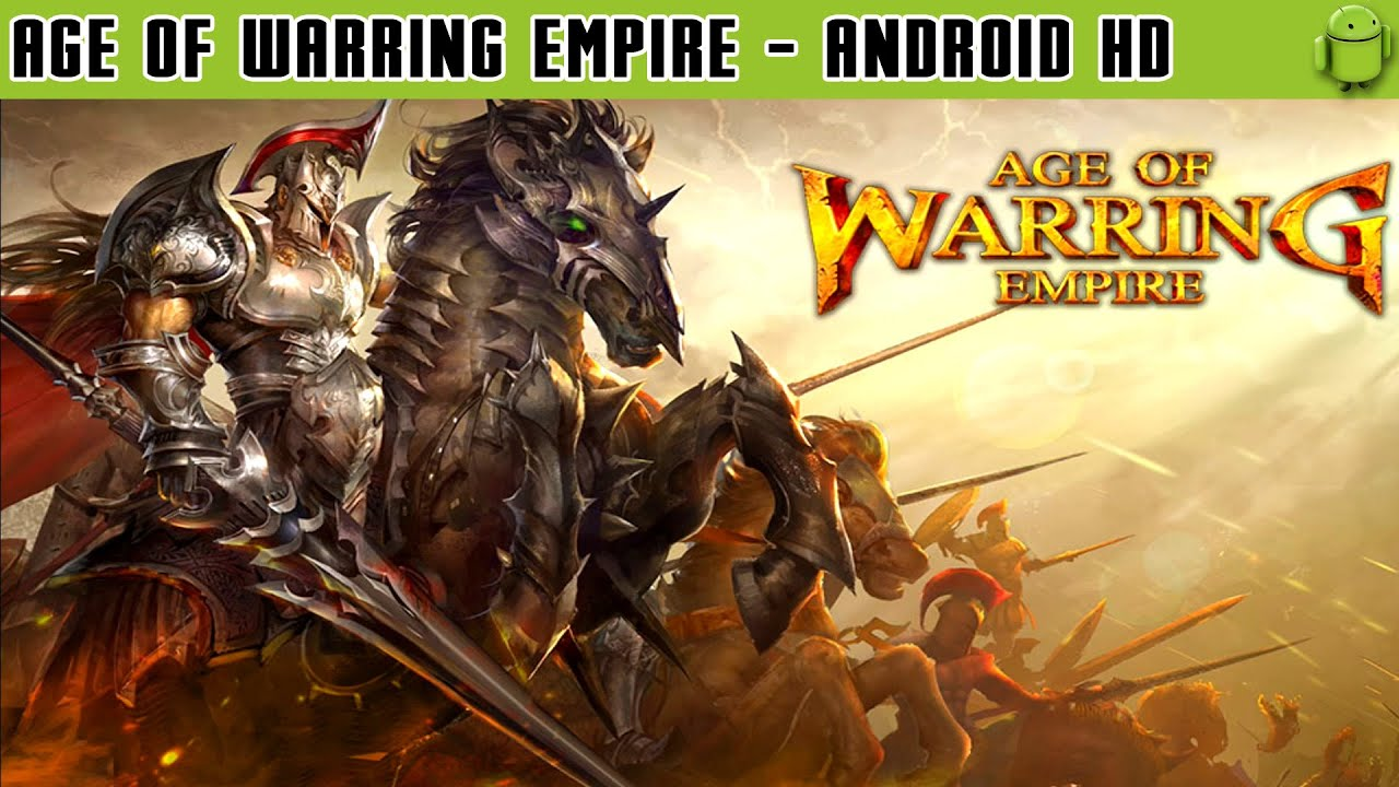 Age of warring empire for iPhone