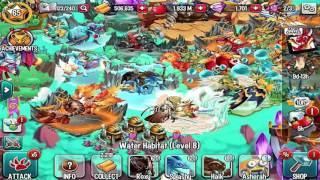 Age Of Castles Island In Monster Legends GamePlay Episode 2