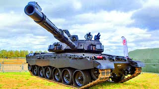 Massive Battles With Some Of The Craziest Tanks Ever Made