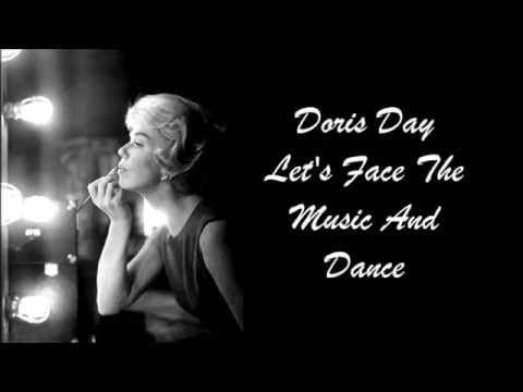 Doris Day ~ Let's Face The Music And Dance