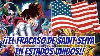 ¡¡Saint Seiya Fracasa en ESTADOS UNIDOS!! - Saint Seiya