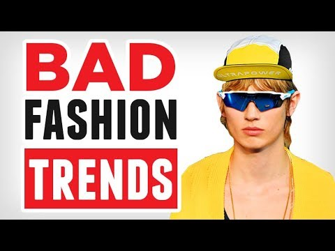 2019 Fashion FAILS (Ten Trends To AVOID & A Few YOU Should Try!) RMRS Men's Style Videos