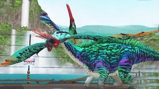 Battle Buildup - Jurassic World The Game