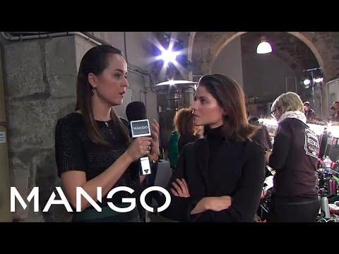 MANGO SS15 FASHION SHOW: The backstage
