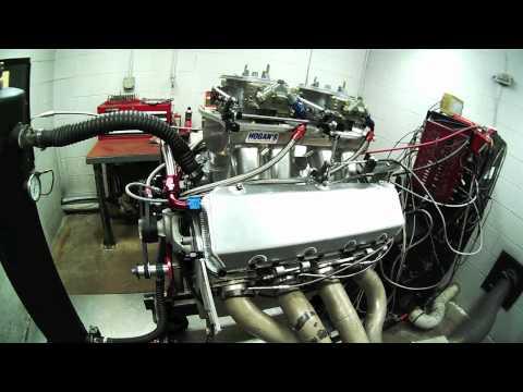 1250 HP Borowski Built 632 Cubic Inch Big Block Chevy