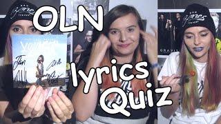 Our Last Night Lyrics Quiz Younger Dreams