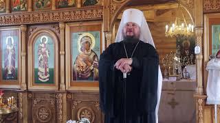 Слово митрополита Ферапонта в Лазареву субботу