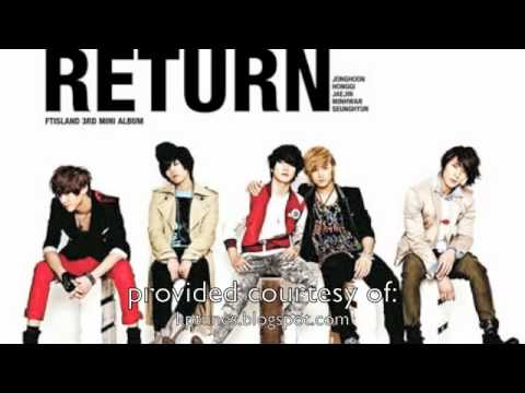 Hello Hello - F.T. Island [Listen-HQ/Lyrics/Download]