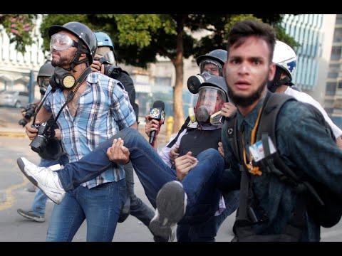 Continua el pulso en Venzuela