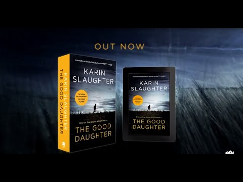 Author Karin Slaughter on
