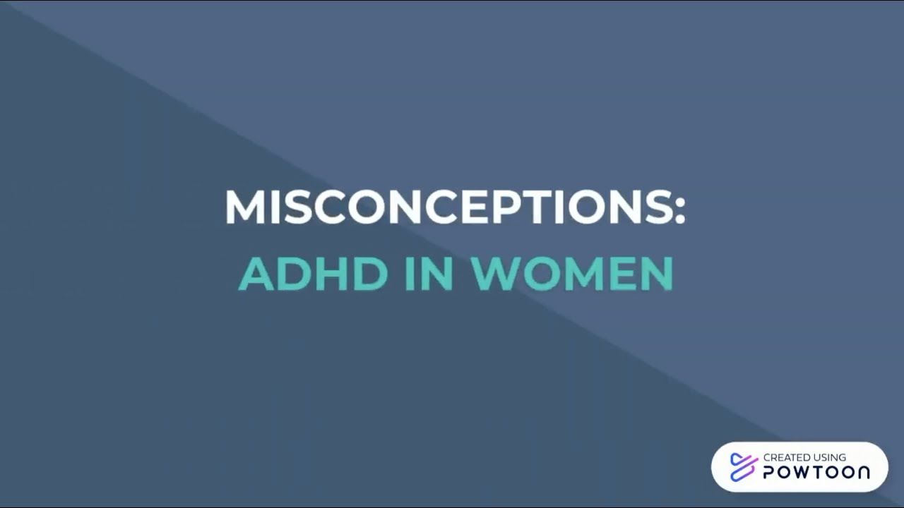 Download ADHD In Women and Girls: Misconceptions