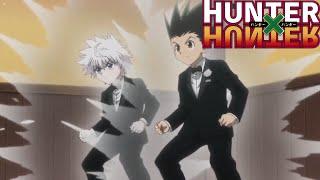 Gon & Killua Show their REN to Tsezguerra | Hunter x Hunter 2011 Dubbed