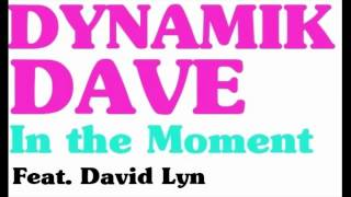 Dynamik Dave Ft. David Lyn - In the moment (Original mix)