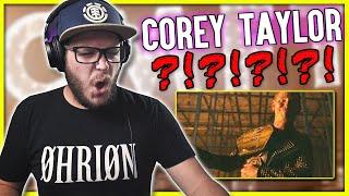 Corey Taylor - CMFT Must Be Stopped (feat. Tech N9ne & Kid Bookie) REACTION!!