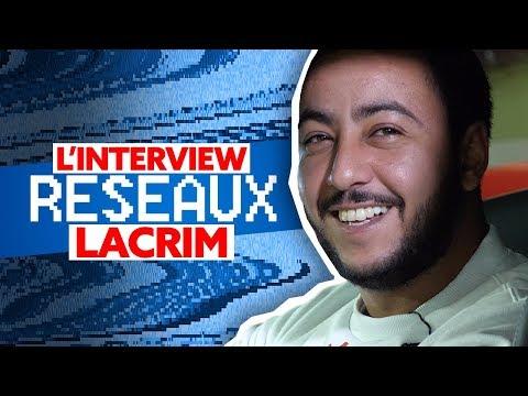 Lacrim Interview Réseaux : l'argent des showcases tu snap, Booba tu follow, Nekfeu tu stream ?
