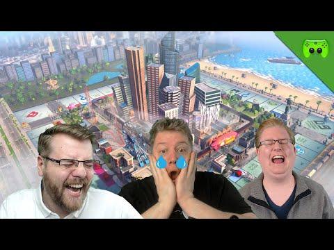 Chris und Peter ziehen Brammen aus 🎮 Monopoly Plus #1