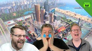 Chris und Peter ziehen Brammen aus  Monopoly Plus #1