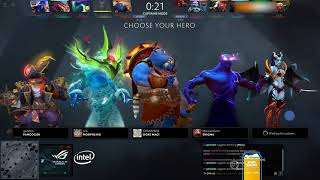 Dread's stream | Dota 2 - Death Prophet | 05.04.2020 [2]