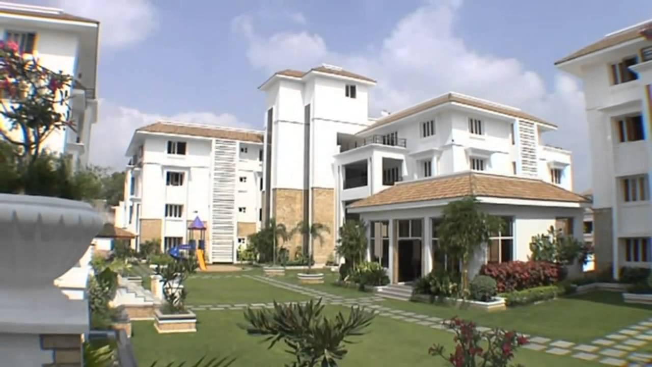 Sri Sreenivasa Fortune Enclave Banjara Hills Hyderabad Youtube
