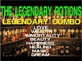 The Legendary Potions - Legendary Combo - Subliminal Affirmations