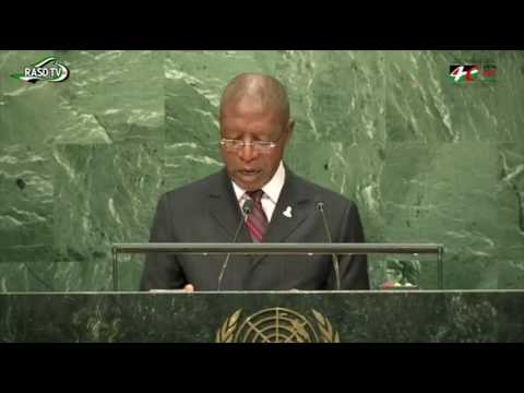Lesotho expresses its solidarity with Saharawi people just struggle  Tuesday, 27/09/2