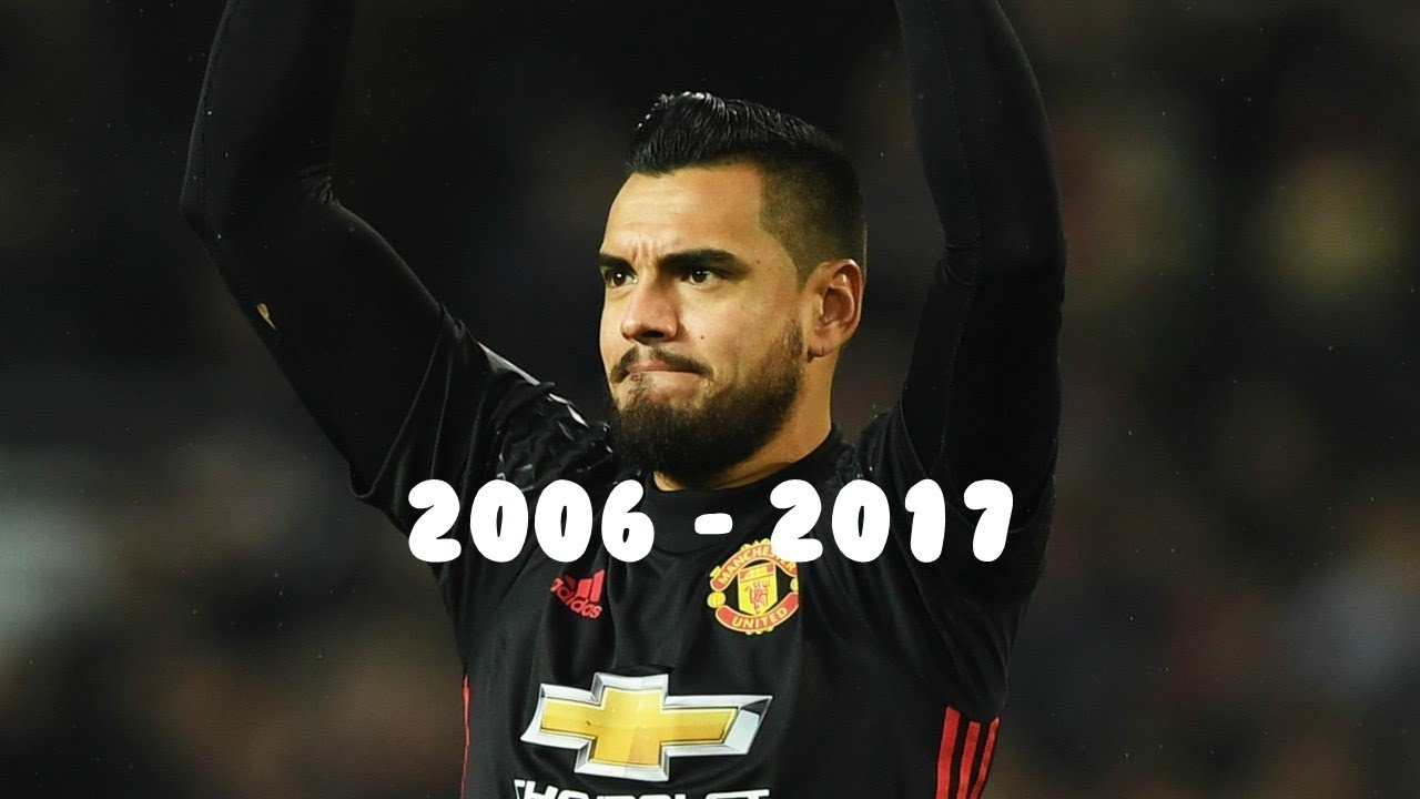 The Best Saves By Sergio Romero 2006-2017