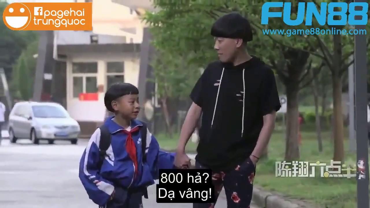 Hài Trung Quốc - Đầu Khấc Vui Tính l Hài Trung Quốc 2017 I P4