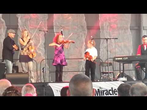 Natalie MacMaster Dublin Irish Festival 2013