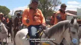2ª Cavalgada entre amigos em Remanso - Bahia