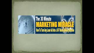 Marketing Miracle - Money Making Machine