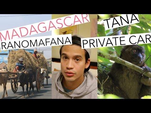 How to travel around Madagascar? Kenya Airways | Antananarivo | Antsirabe | Ranomafana