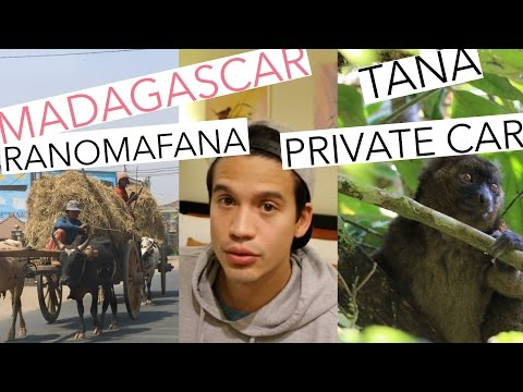 Madagascar: Antananarivo, Antsirabe and Ranomafana - how to travel around + Kenya Airways review