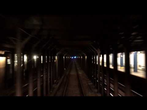 NYC Subway Special: Round trip RFW between 96 St and Canal St via Broadway Express and Second Av