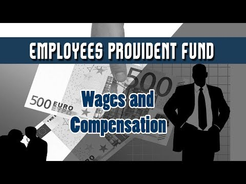 13. Employees Provident Fund & Miscellaneous Provisions Act,1952 | Wages and Compensation | HR
